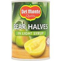 Del Monte Pear Halves in Syrup