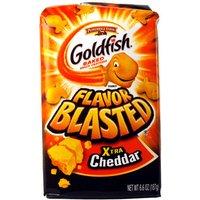 Pepperidge Farm Goldfish Blasted Cheddar