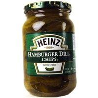Heinz Hamburger Dill Chips