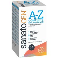 Sanatogen A to Z Complete 30 Pack