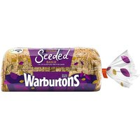 Warburtons Seeded Batch Bread