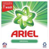 Ariel Bio Powder 22 washes