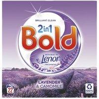 Bold 2in1 Lavender & Camomile Powder 22 Washes