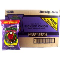 Mega Monster Munch Pickled Onion x 30
