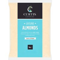 Curtis / Whitworths Ground Almonds 1kg