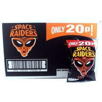 Space Raiders Spicy Pm30P - 36 x 25g