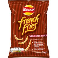 Walkers French Fries Worcester Sauce x 32