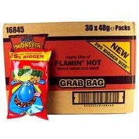 Monster Munch Flamin Hot - 30 x 40g