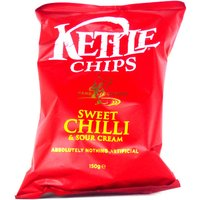 Kettle Chips Sweet Chilli & Sour Cream 18 Pack