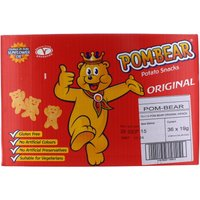 Pom Bear Original Snacks x 36