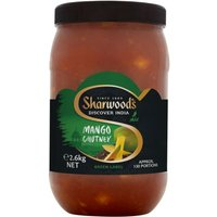 Sharwoods Green Label Mango Chutney Catering