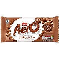 Aero Milk Chocolate Block