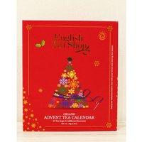 English Tea Shop Red Book Style Advent Calendar 25 Teabags