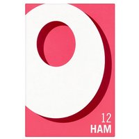 Oxo Ham Stock Cubes 12 Pack