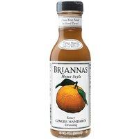 Briannas Ginger Mandarin Dressing