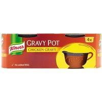 Knorr Chicken Gravy Pot 4 Pack