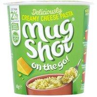 Mug Shot On The Go Creamy Cheese Pasta