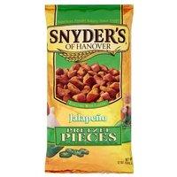 Snyders Jalapeno Pretzel Pieces Large