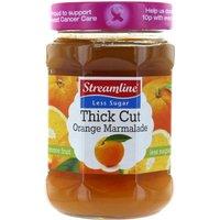 Streamline Reduced Sugar Thick Cut Orange Marmalade