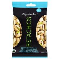 Wonderful Roasted Unsalted Pistachio