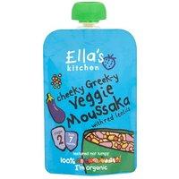 Ellas Kitchen 7 Month Greek Veggie Moussaka