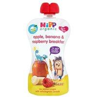 Hipp 6 Month Organic Apple Banana & Raspberry Breakfast Pouch