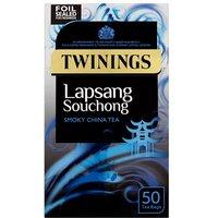 Twinings Lapsang Souchong Tea Bags 50 Pack