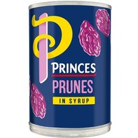 Princes Prunes in Light Syrup