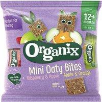 Organix 12 Month Apple & Orange Mini Oaty Bites