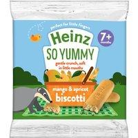 Heinz 7 Month Biscotti Mango & Apricot