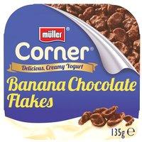Muller Corner Crunch Banana Choco Flakes