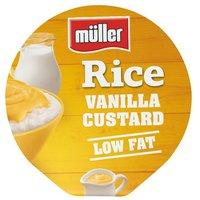 Muller Rice Vanilla Custard Low Fat