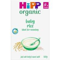 Hipp 4 Month Organic Baby Rice