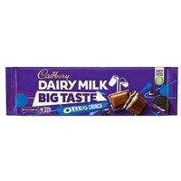 Cadbury Dairy Milk Big Taste Oreo