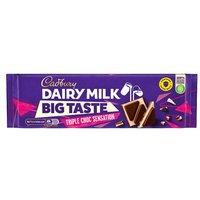 Cadbury Dairy Milk Big Taste Triple Chocolate