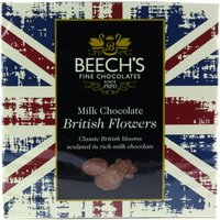 Beechs British Flowers Milk Chocolate