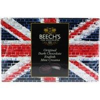 Beechs Dark Chocolate English Mint Creams