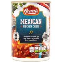 Grants Mexican Chilli Chicken