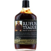 Rufus Teague BBQ Sauce Whiskey Maple