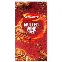 Schwartz Mulled Wine Carton