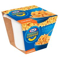 Kraft Macaroni Cheese Chorizo Pot