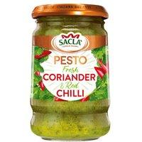 Sacla Coriander Pesto