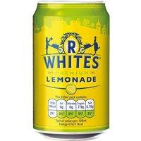 R Whites Lemonade Can