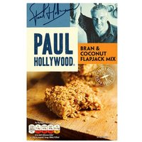 Paul Hollywood Bran and Coconut Flapjack Mix