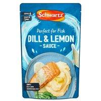 Schwartz Fish Dill & Lemon Sauce