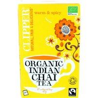 Clipper Organic Indian Chai 20 Tea Bags
