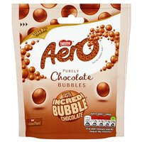 Aero Bubbles Pouch Milk