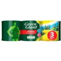 Green Giant Sweetcorn Niblets Original 3 Pack