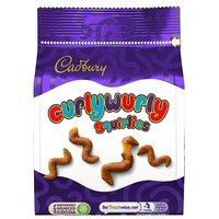 Cadbury Curly Wurly Squirlies