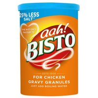 Bisto Reduced Salt Chicken Granules